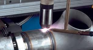 جوشکاری پلاسما Plasma Arc Welding