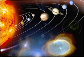 بررسی پیدایش منظومه شمسی